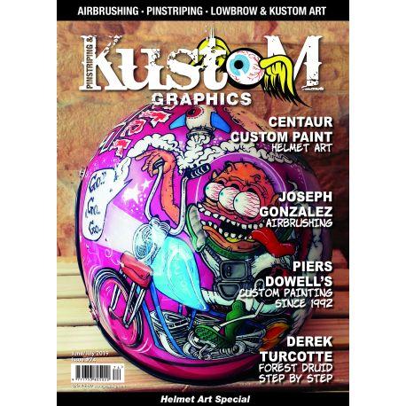 Pinstriping & Kustom Magazine nr.74