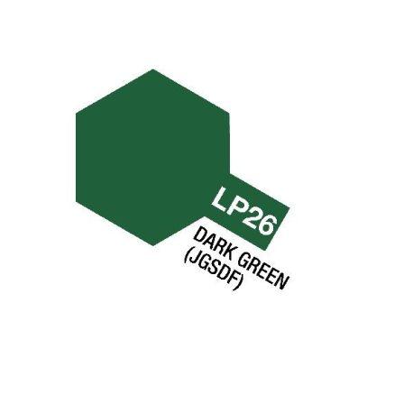 LP-26 Flat Dark Green (JGSDF) 10ml.