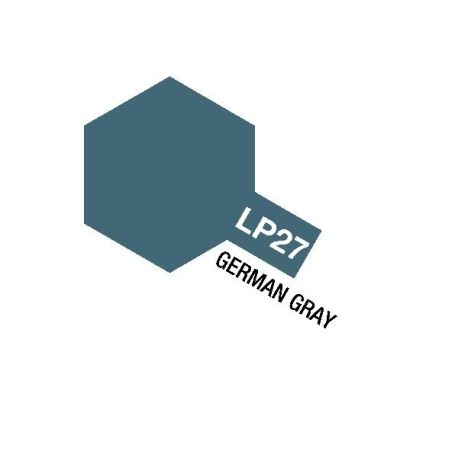LP-27 Flat German Gray 10ml.