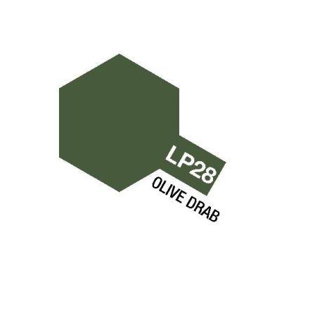 LP-28 Flat Olive Drab 10ml.