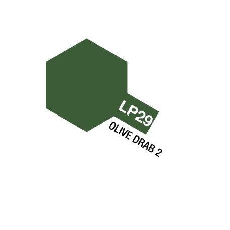 LP-29 Flat Olive Drab 2 10ml.