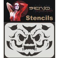Senjo Color Face Stencil