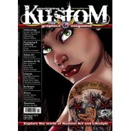 Pinstriping & Kustom Graphics Magazine nr.36