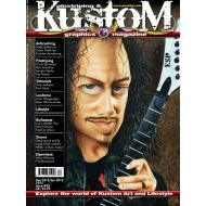 Pinstriping & Kustom Graphics Magazine nr.35