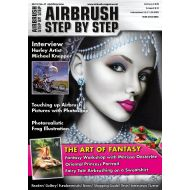 Airbrush Step by step nr.27