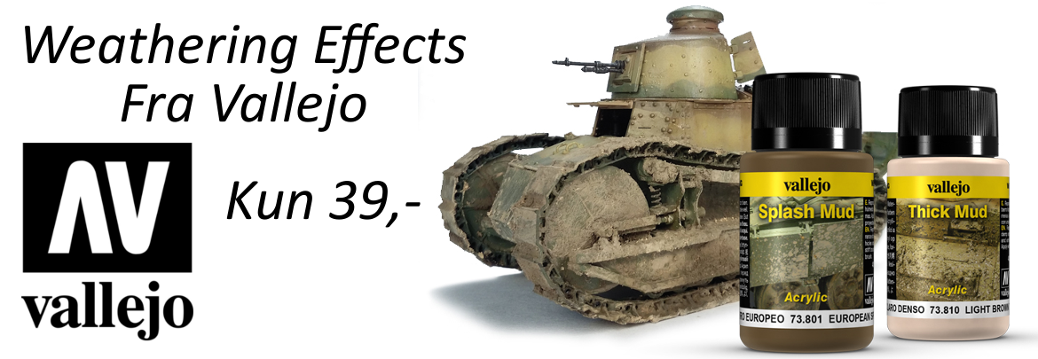 Weathering effects